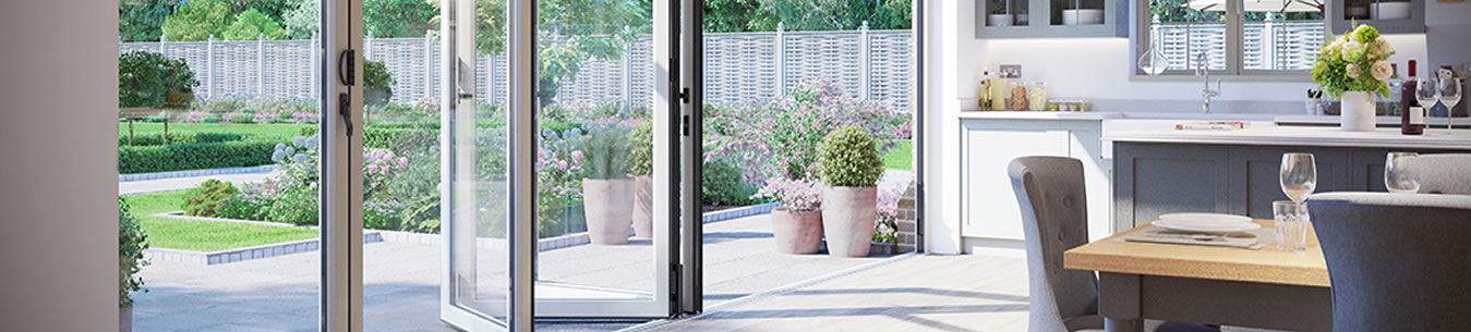 warm core aluminium doors and windows